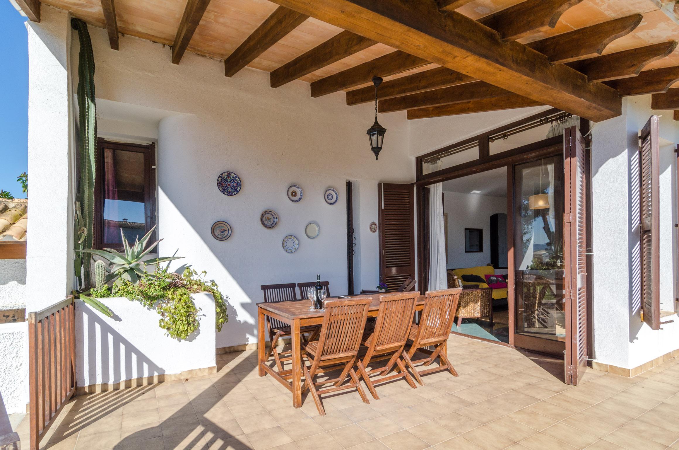 Ferienhaus CAN CALSINA (1871676), Cala Mandia, Mallorca, Balearische Inseln, Spanien, Bild 8