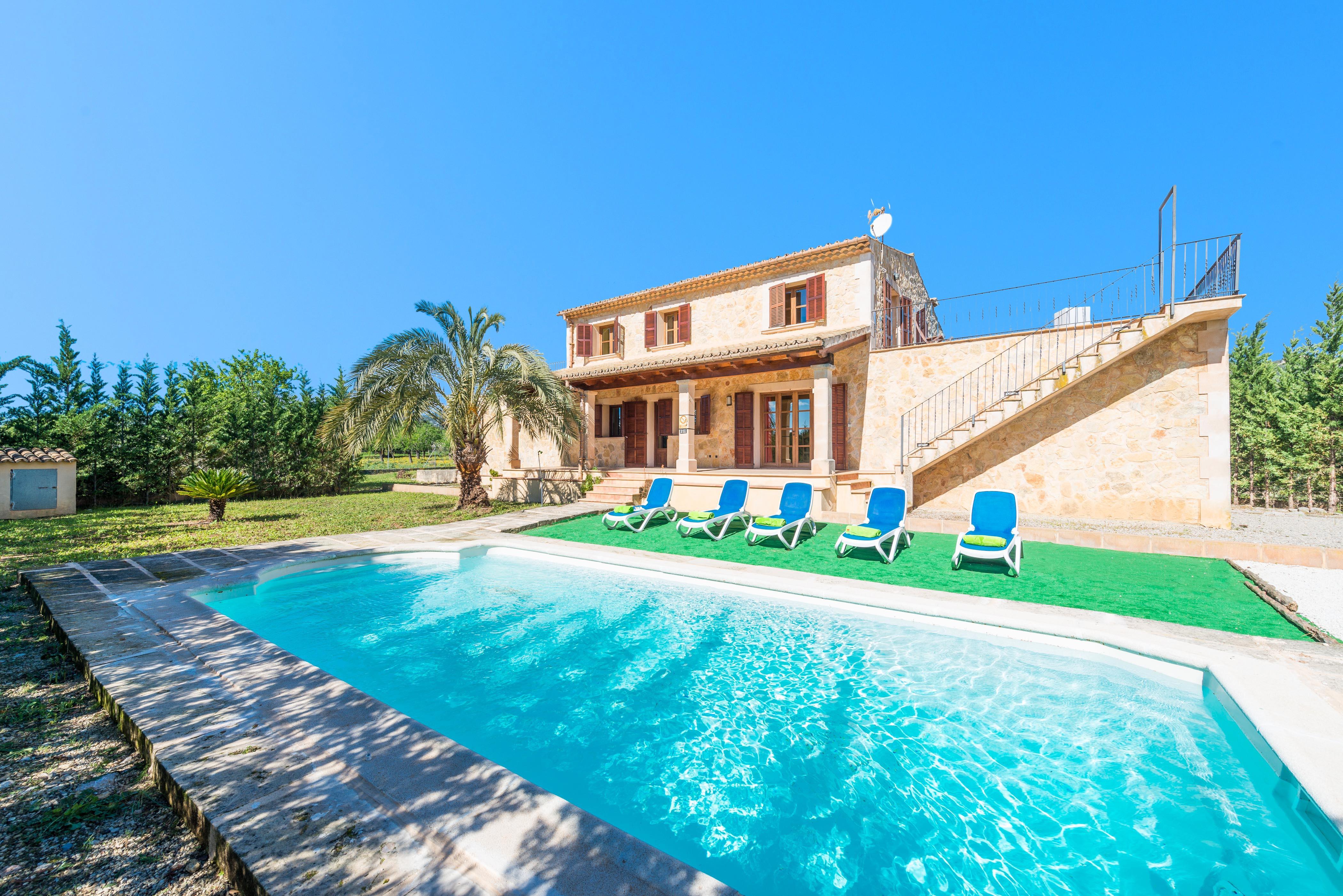 Ferienhaus BONA VIDA (1956241), Selva (ES), Mallorca, Balearische Inseln, Spanien, Bild 5