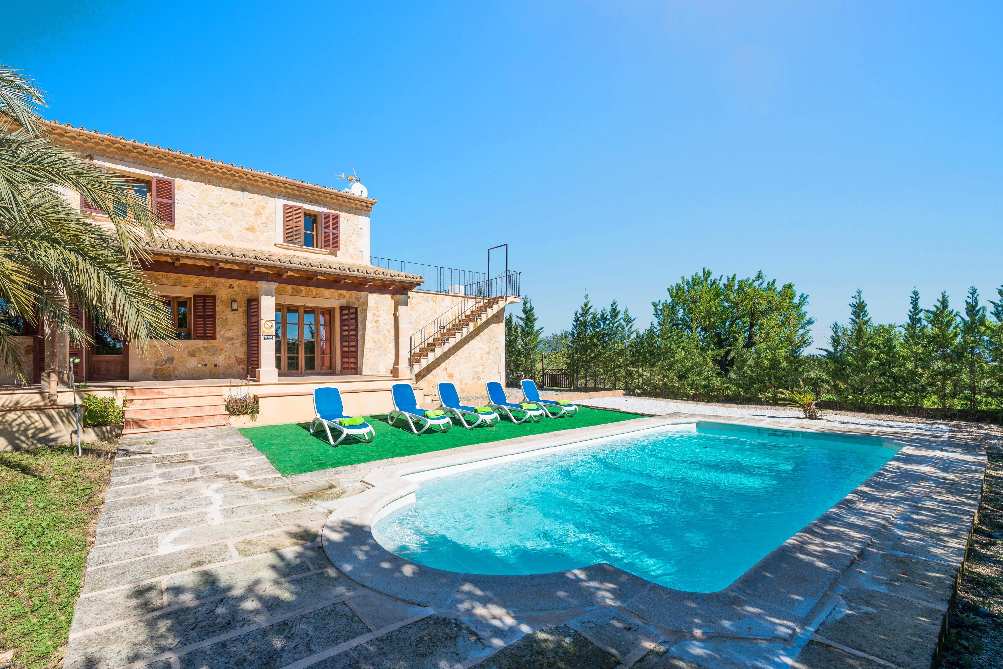 Ferienhaus BONA VIDA (1956241), Selva (ES), Mallorca, Balearische Inseln, Spanien, Bild 25