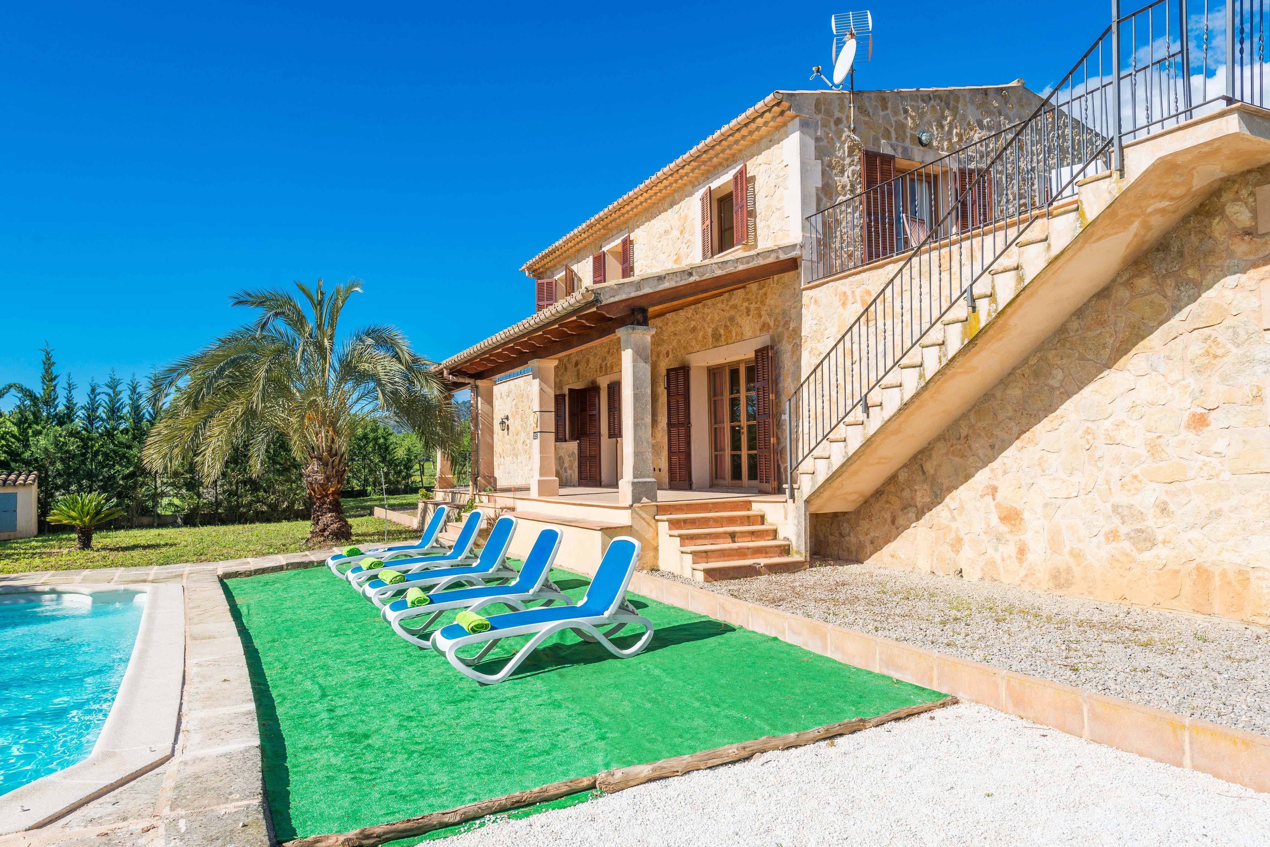 Ferienhaus BONA VIDA (1956241), Selva (ES), Mallorca, Balearische Inseln, Spanien, Bild 9