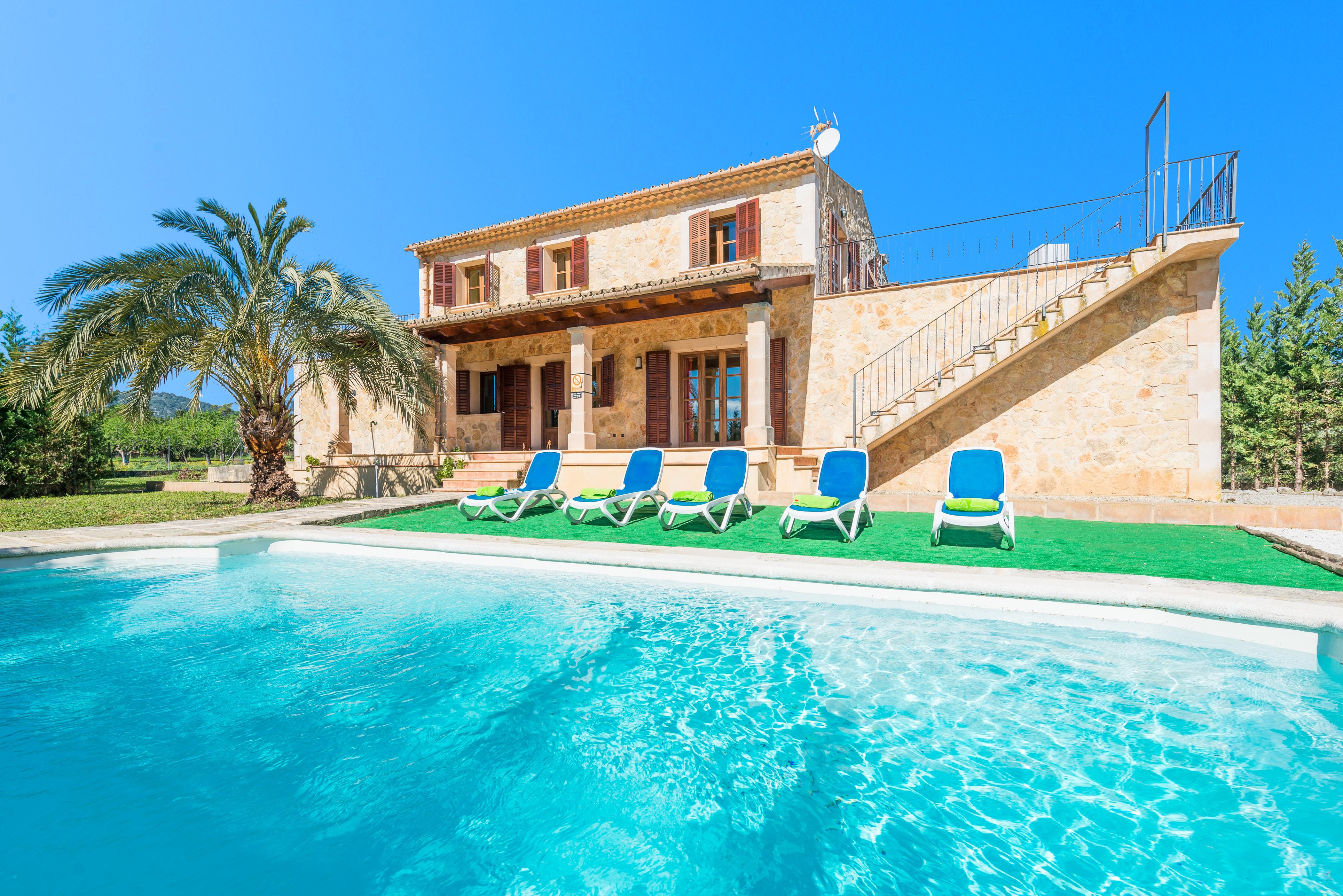 Ferienhaus BONA VIDA (1956241), Selva (ES), Mallorca, Balearische Inseln, Spanien, Bild 1