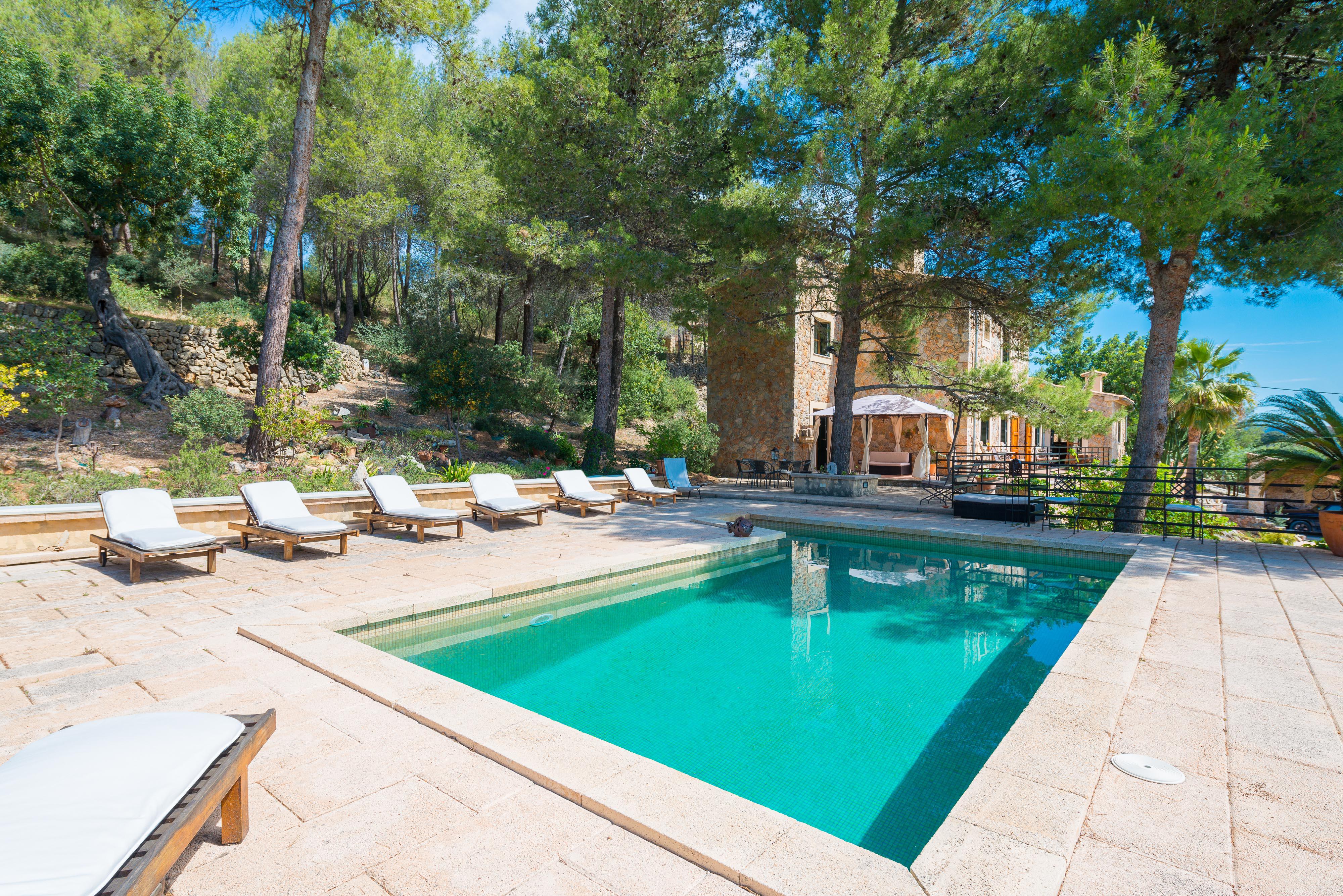 Maison de vacances ES PINAR (1956282), Alaro, Majorque, Iles Baléares, Espagne, image 1