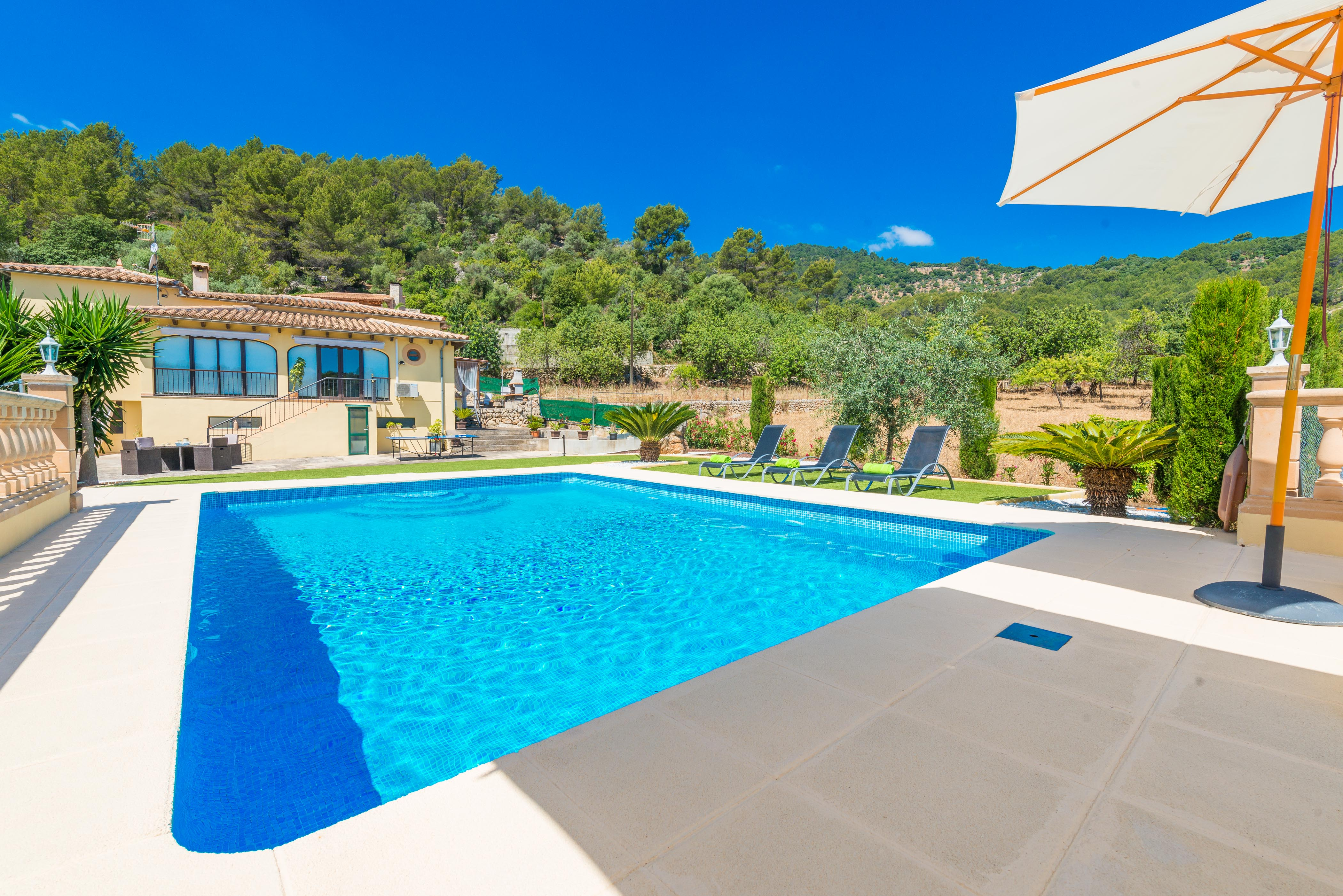Ferienhaus SA TANCA (MANCORINA) (2037553), Mancor de la Vall, Mallorca, Balearische Inseln, Spanien, Bild 27