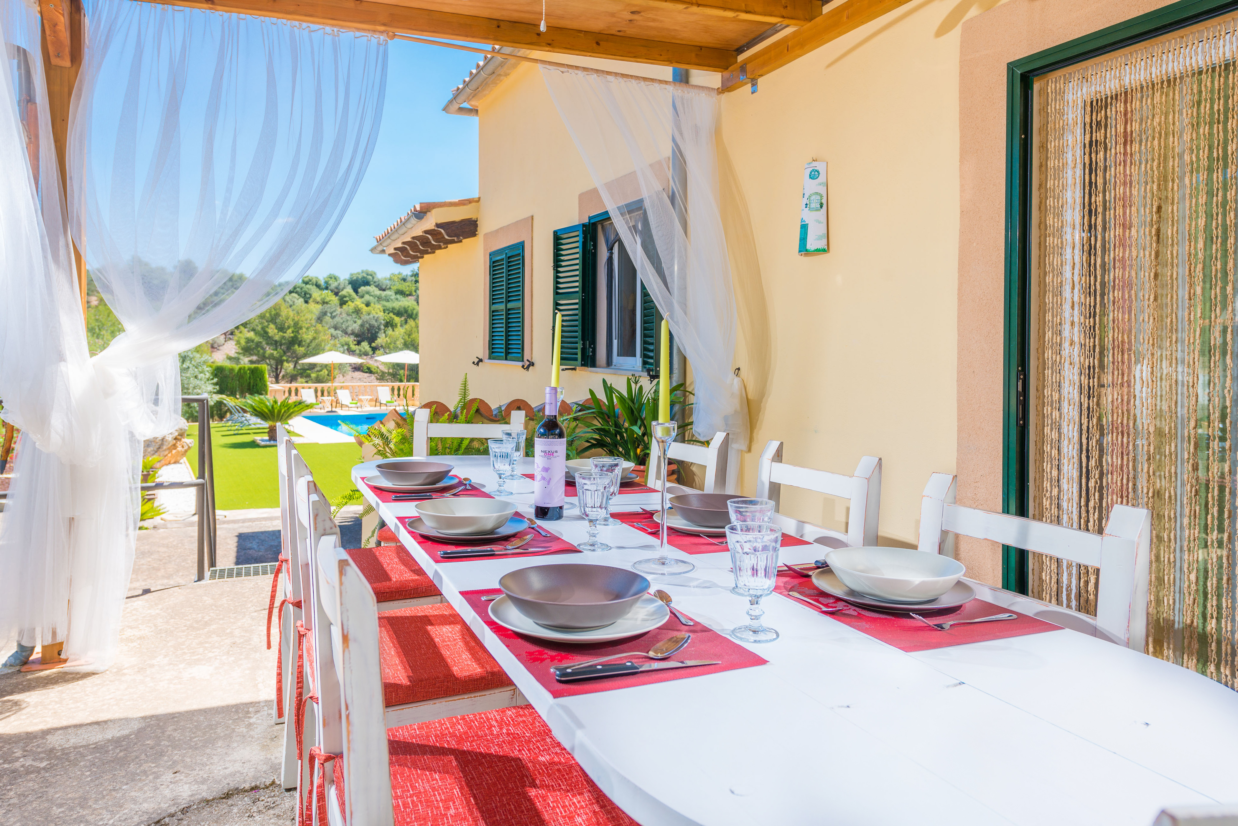 Ferienhaus SA TANCA (MANCORINA) (2037553), Mancor de la Vall, Mallorca, Balearische Inseln, Spanien, Bild 10