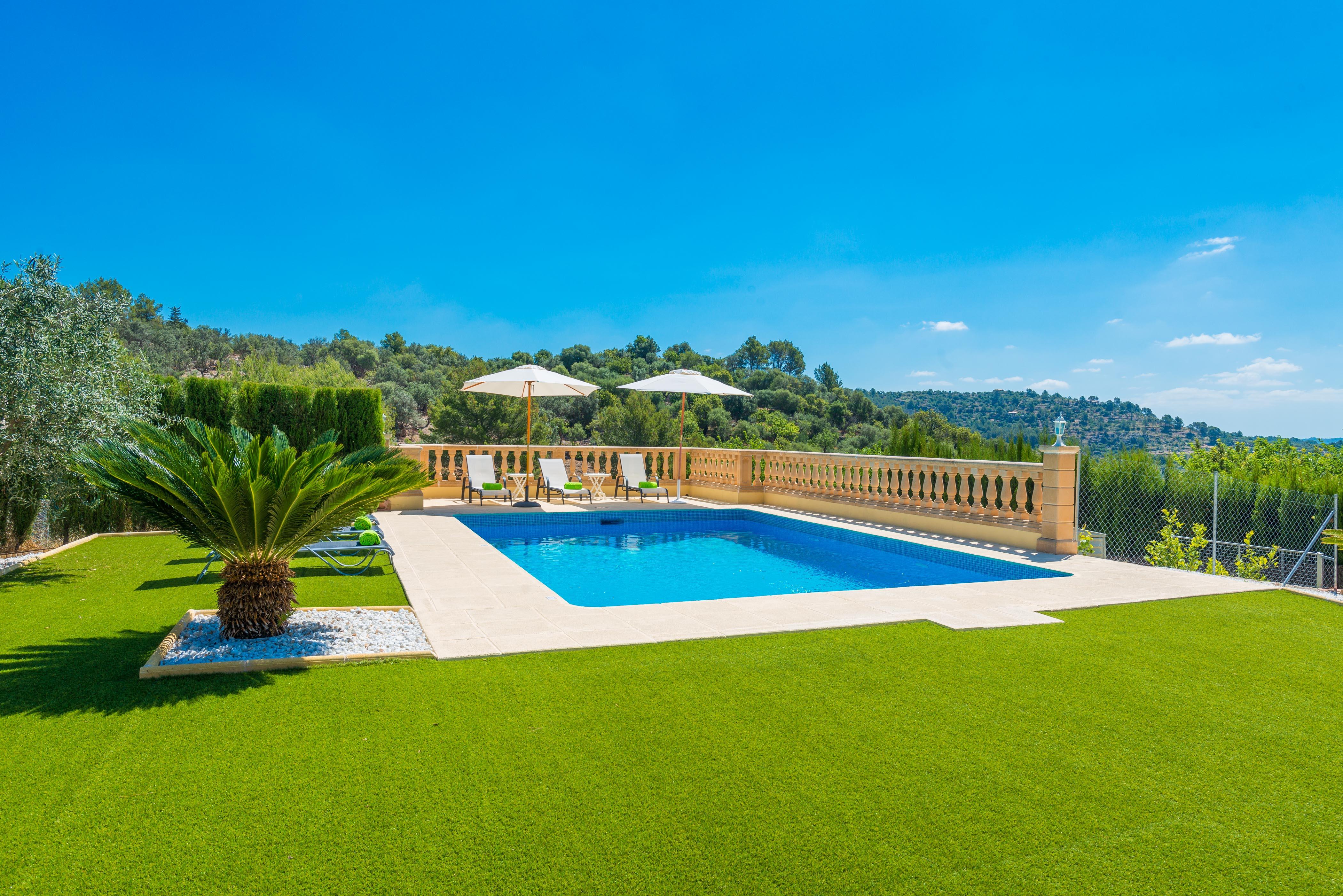 Ferienhaus SA TANCA (MANCORINA) (2037553), Mancor de la Vall, Mallorca, Balearische Inseln, Spanien, Bild 25
