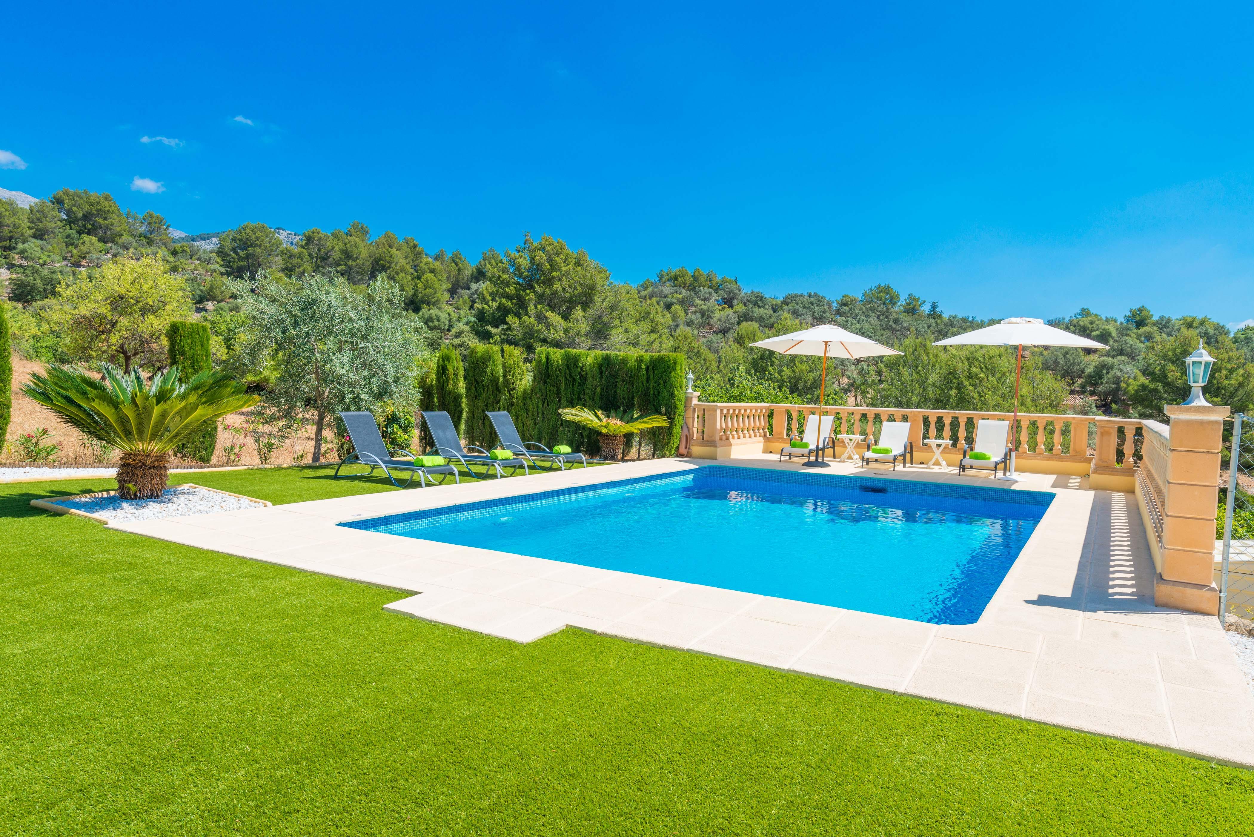 Ferienhaus SA TANCA (MANCORINA) (2037553), Mancor de la Vall, Mallorca, Balearische Inseln, Spanien, Bild 26