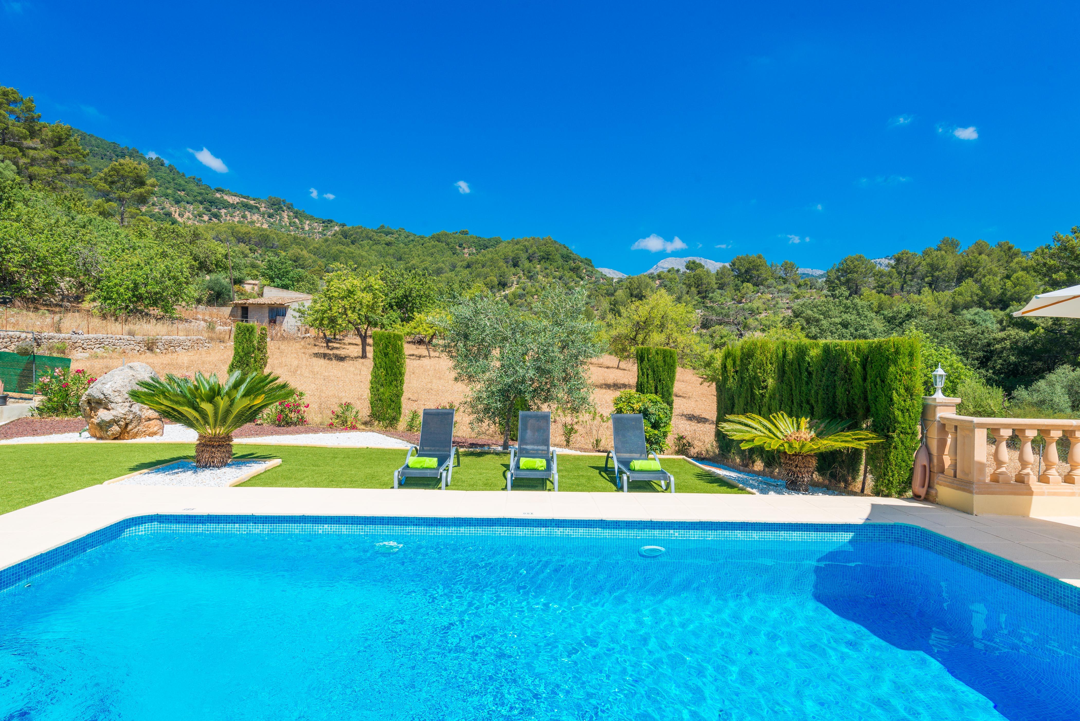 Ferienhaus SA TANCA (MANCORINA) (2037553), Mancor de la Vall, Mallorca, Balearische Inseln, Spanien, Bild 6
