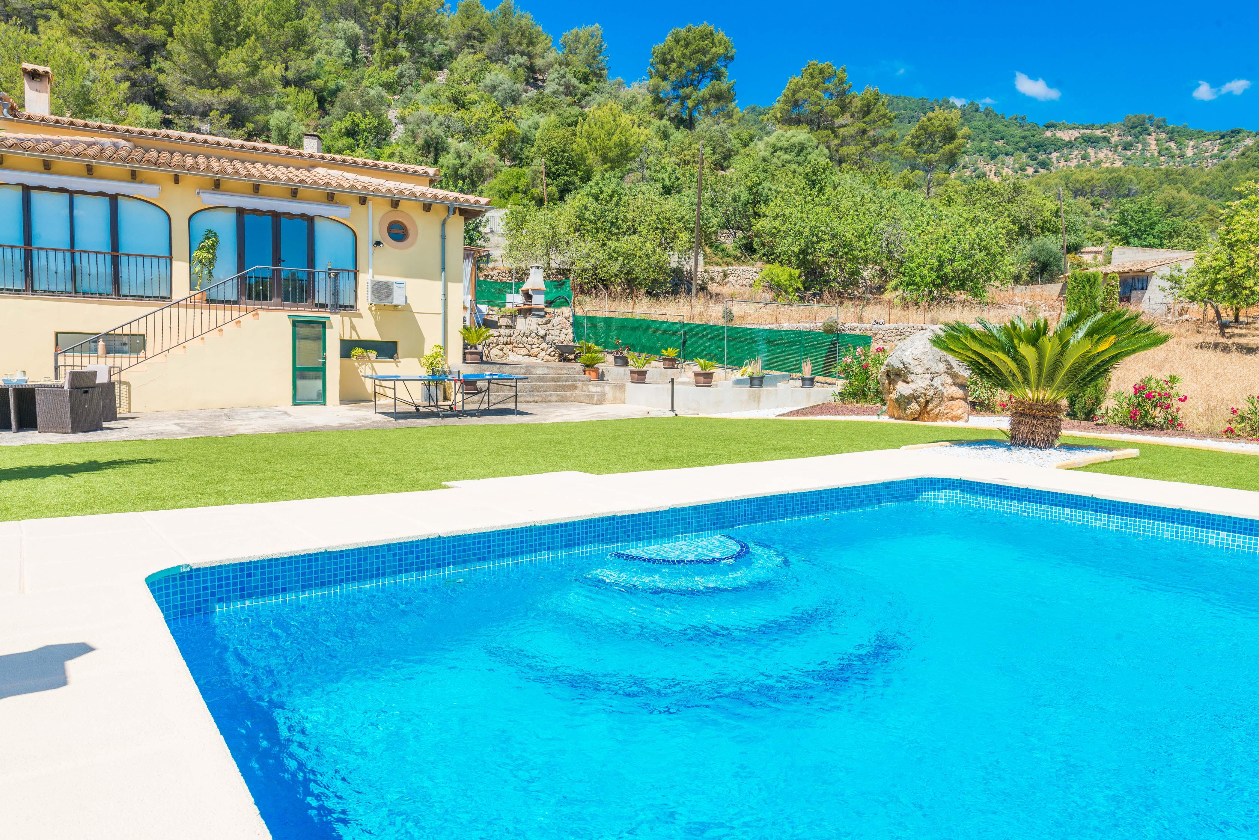 Ferienhaus SA TANCA (MANCORINA) (2037553), Mancor de la Vall, Mallorca, Balearische Inseln, Spanien, Bild 28