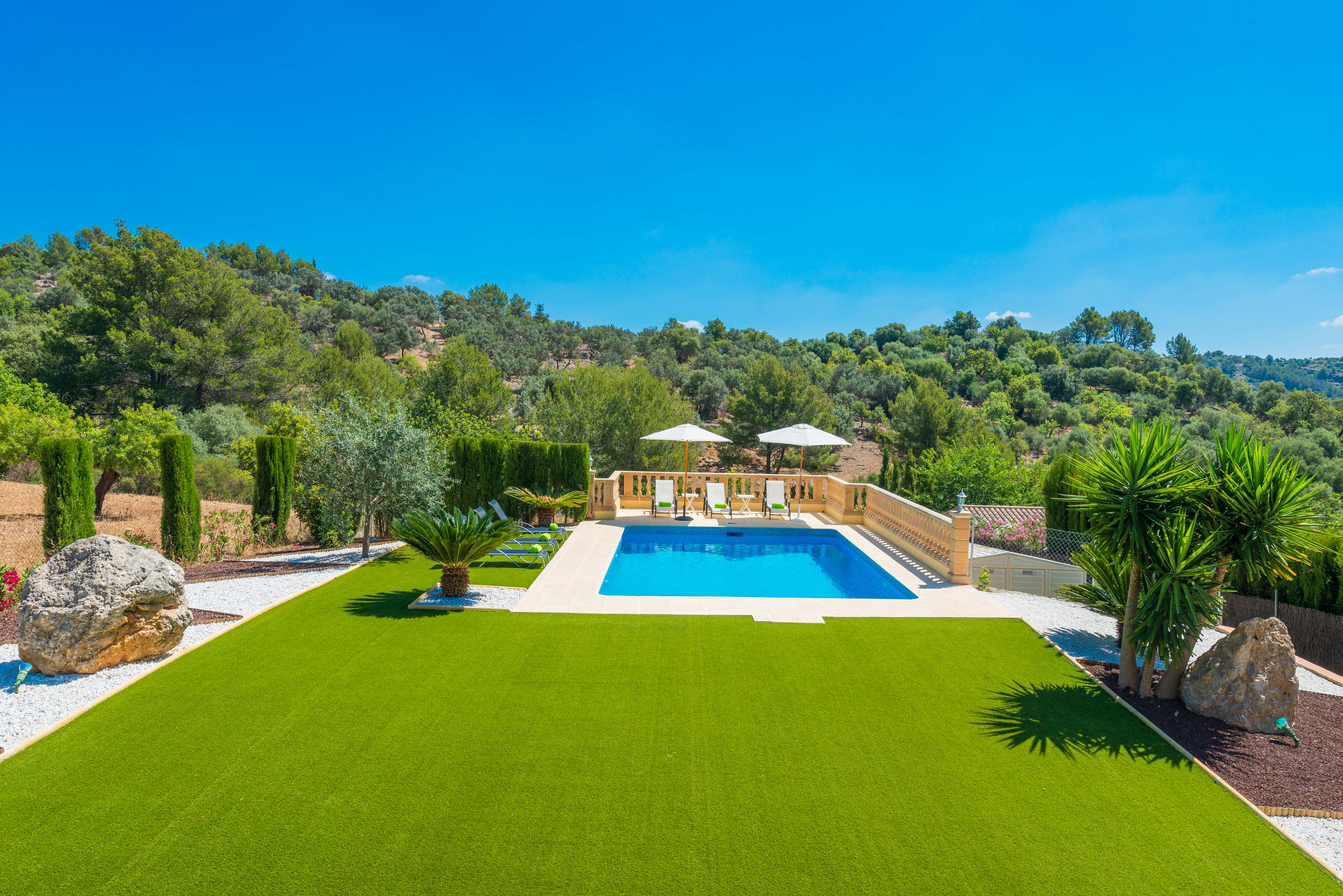 Ferienhaus SA TANCA (MANCORINA) (2037553), Mancor de la Vall, Mallorca, Balearische Inseln, Spanien, Bild 7