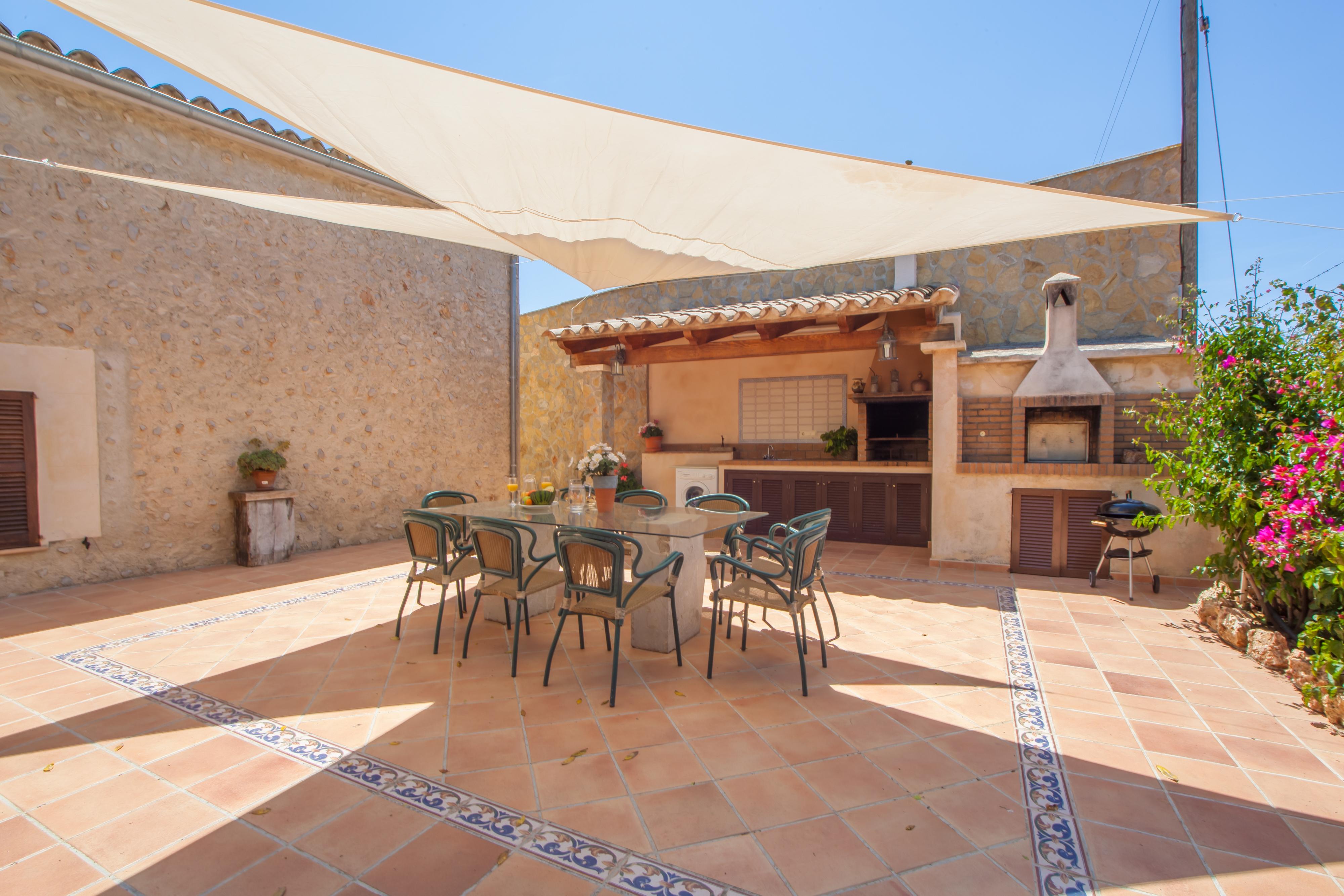 Ferienhaus ES LLORER DE CAS CANAR (1857007), Sencelles, Mallorca, Balearische Inseln, Spanien, Bild 7