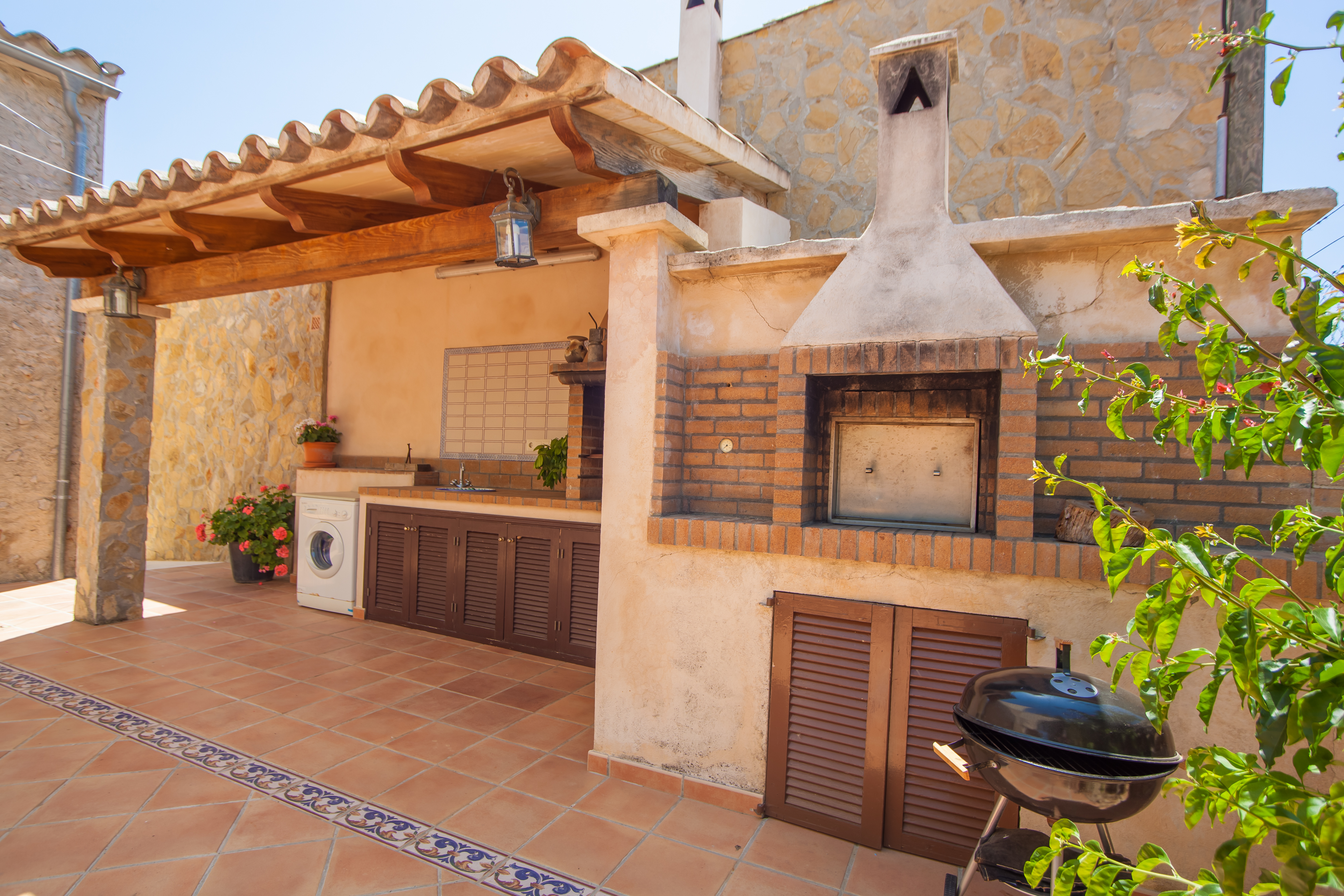 Ferienhaus ES LLORER DE CAS CANAR (1857007), Sencelles, Mallorca, Balearische Inseln, Spanien, Bild 9