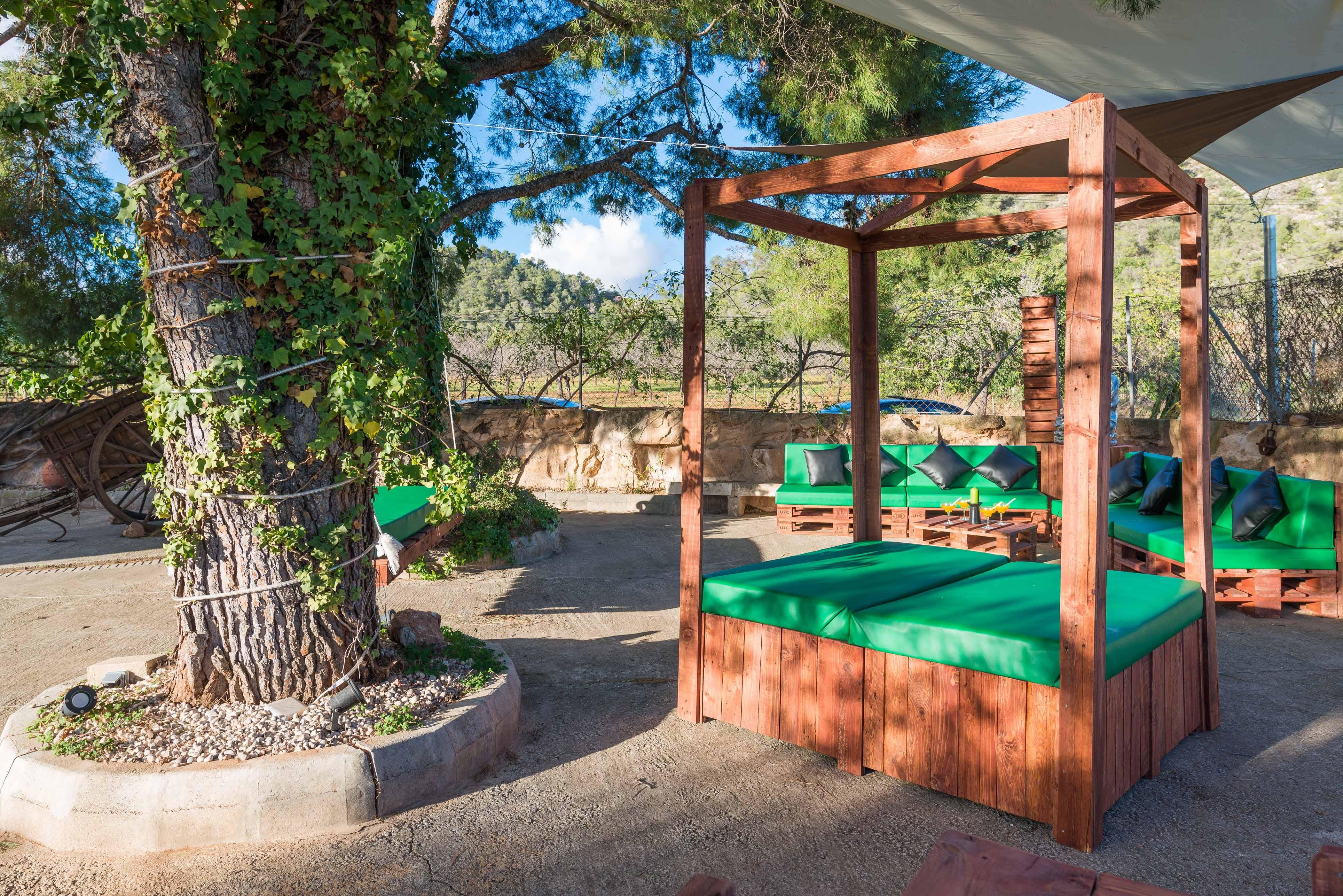 ferienhaus bunyola 7 personen spanien balearen 501834. Black Bedroom Furniture Sets. Home Design Ideas