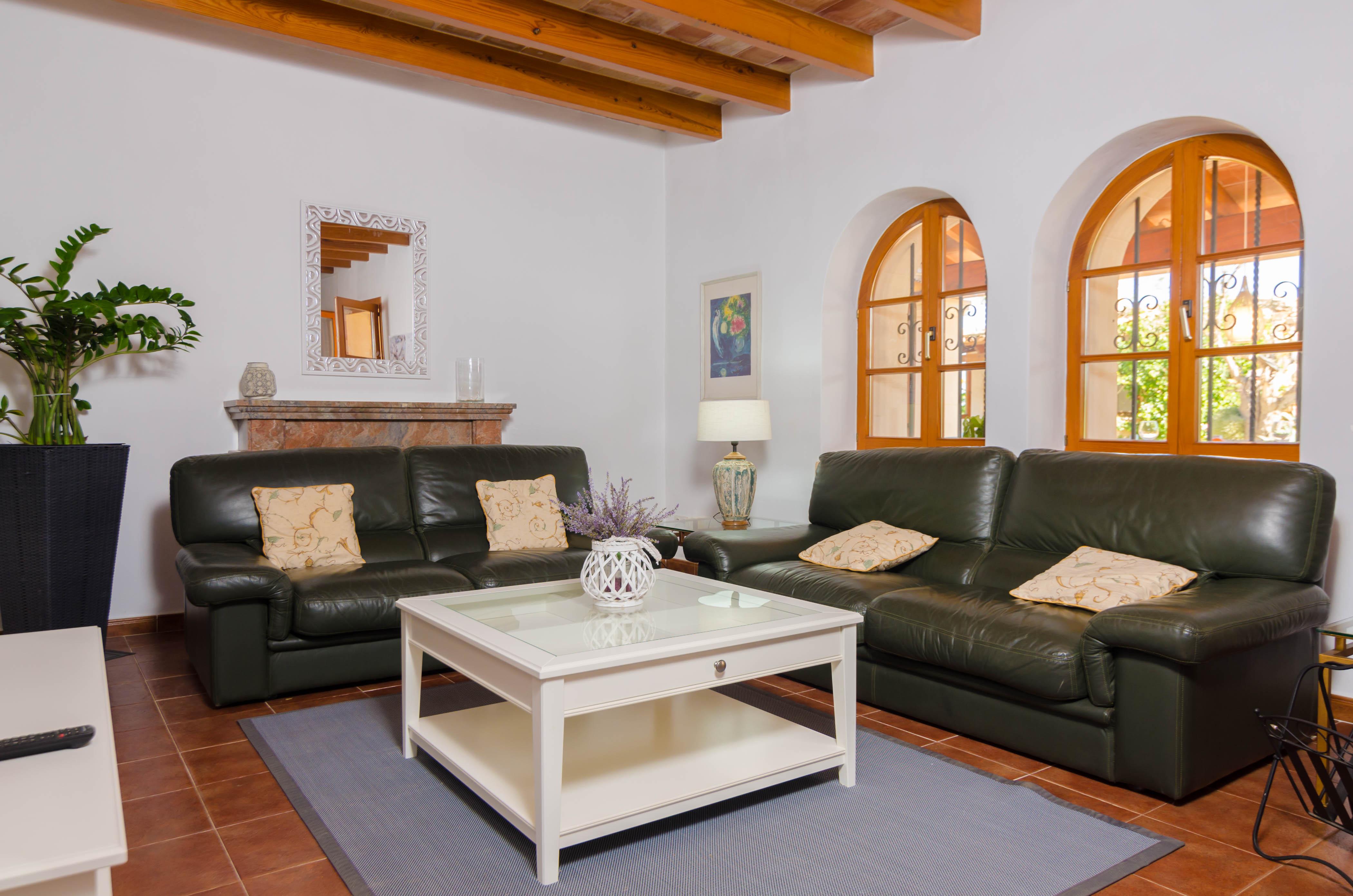 Ferienhaus s 39 horta 7 personen spanien balearen 592791 for Wohnzimmer 9267