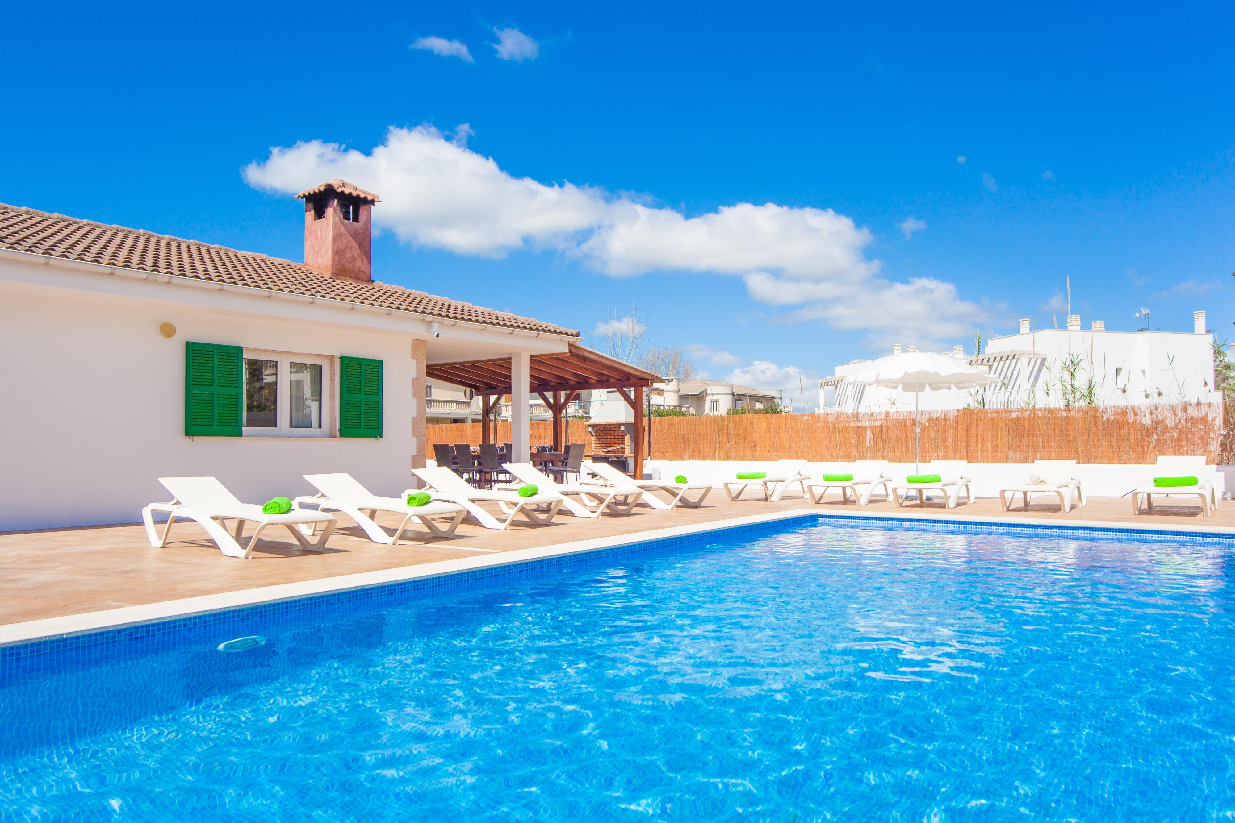 Ferienhaus RODRIGUEZ DE LA FUENTE 19 (SIN NOMBRE) (2144936), Platja de Muro, Mallorca, Balearische Inseln, Spanien, Bild 3