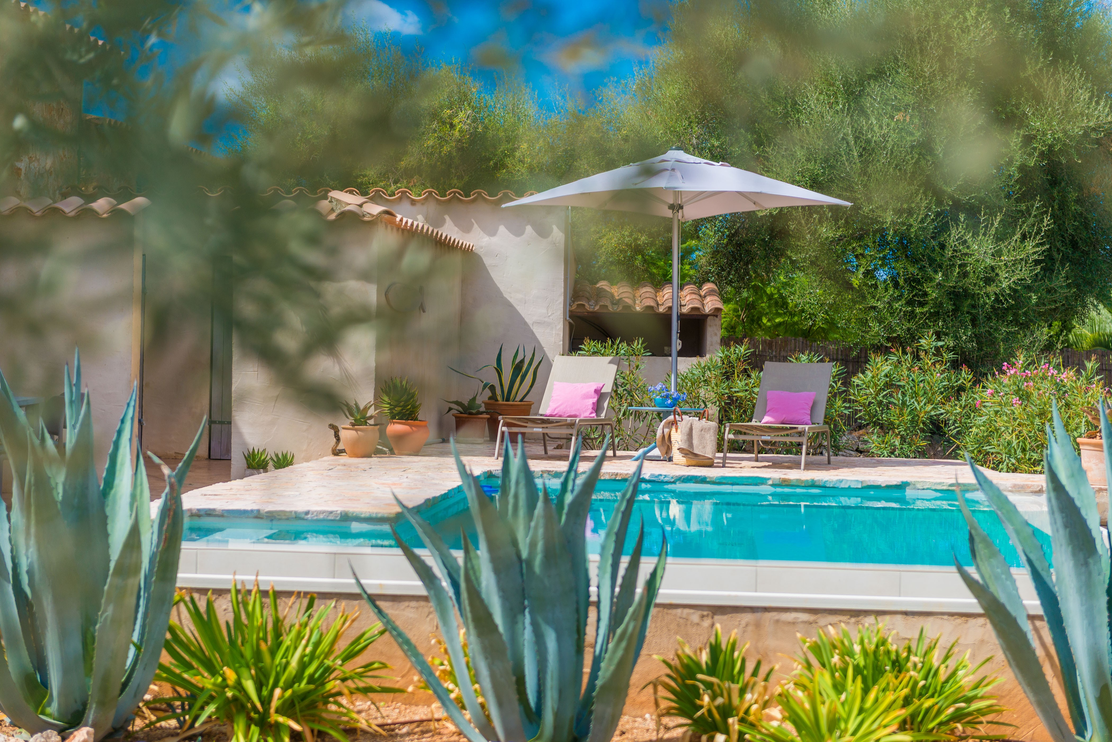 Holiday house ECO CASCADA - ADULTS ONLY (2233289), Costitx, Majorca, Balearic Islands, Spain, picture 16