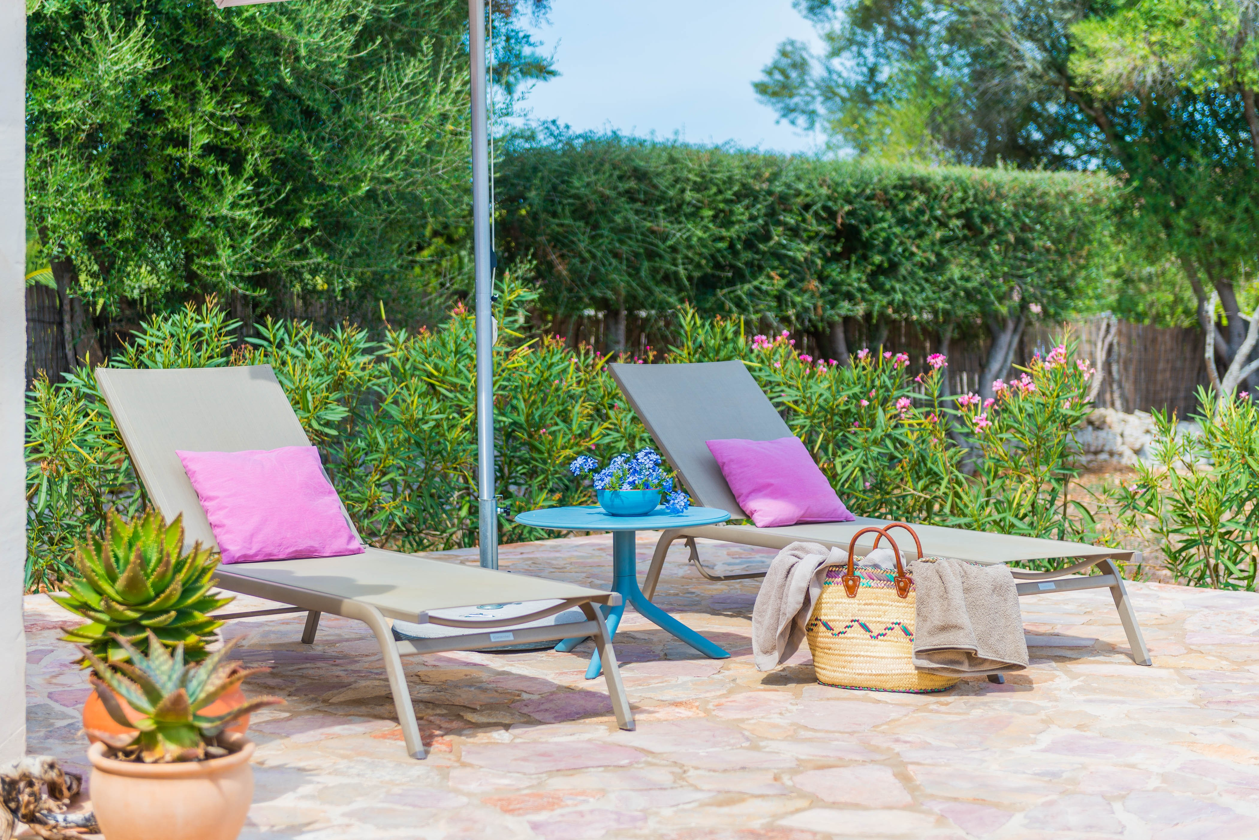 Holiday house ECO CASCADA - ADULTS ONLY (2233289), Costitx, Majorca, Balearic Islands, Spain, picture 9