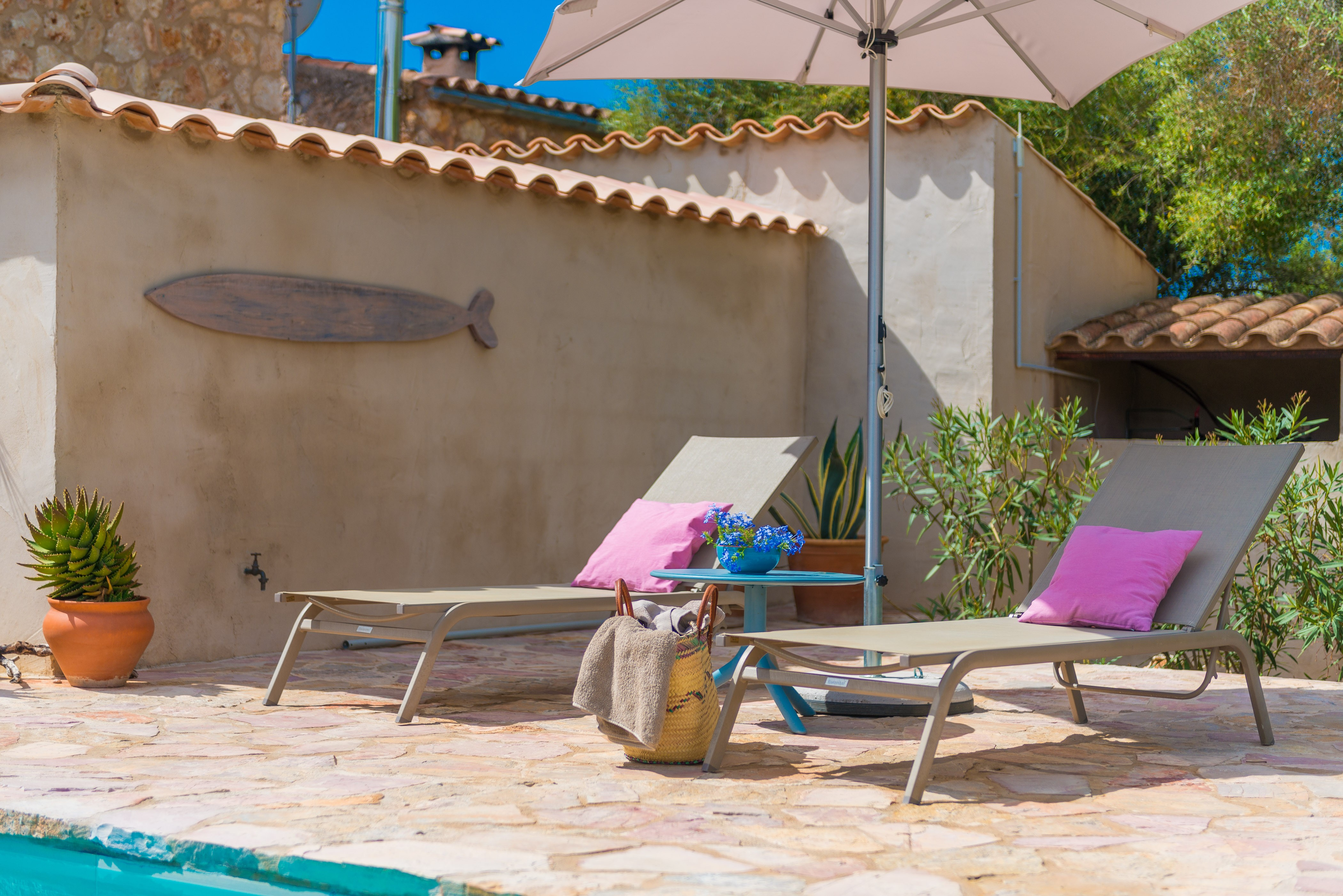 Holiday house ECO CASCADA - ADULTS ONLY (2233289), Costitx, Majorca, Balearic Islands, Spain, picture 14