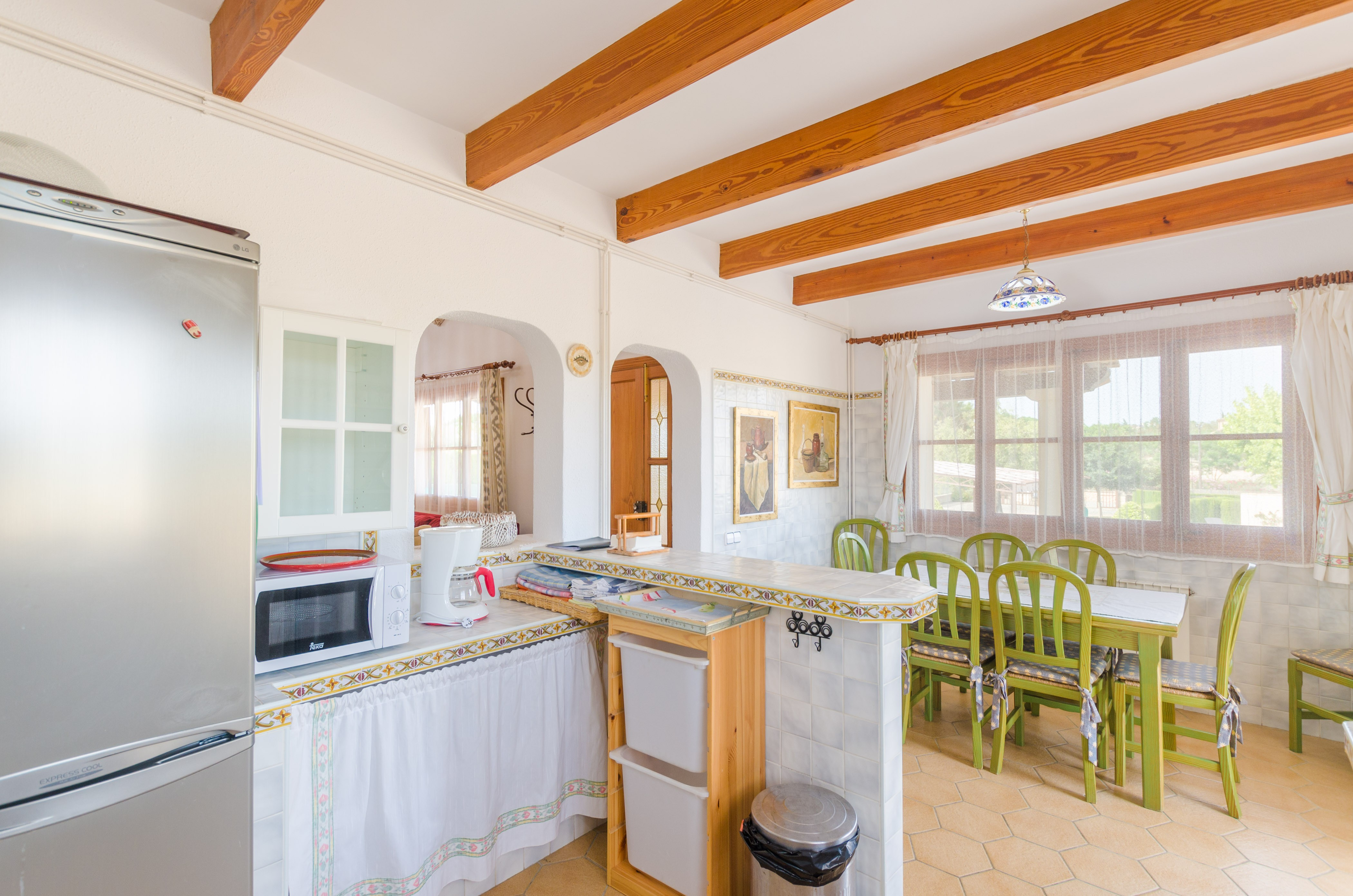 Maison de vacances SA SINIA (2374876), Lloret de Vistalegre, Majorque, Iles Baléares, Espagne, image 20