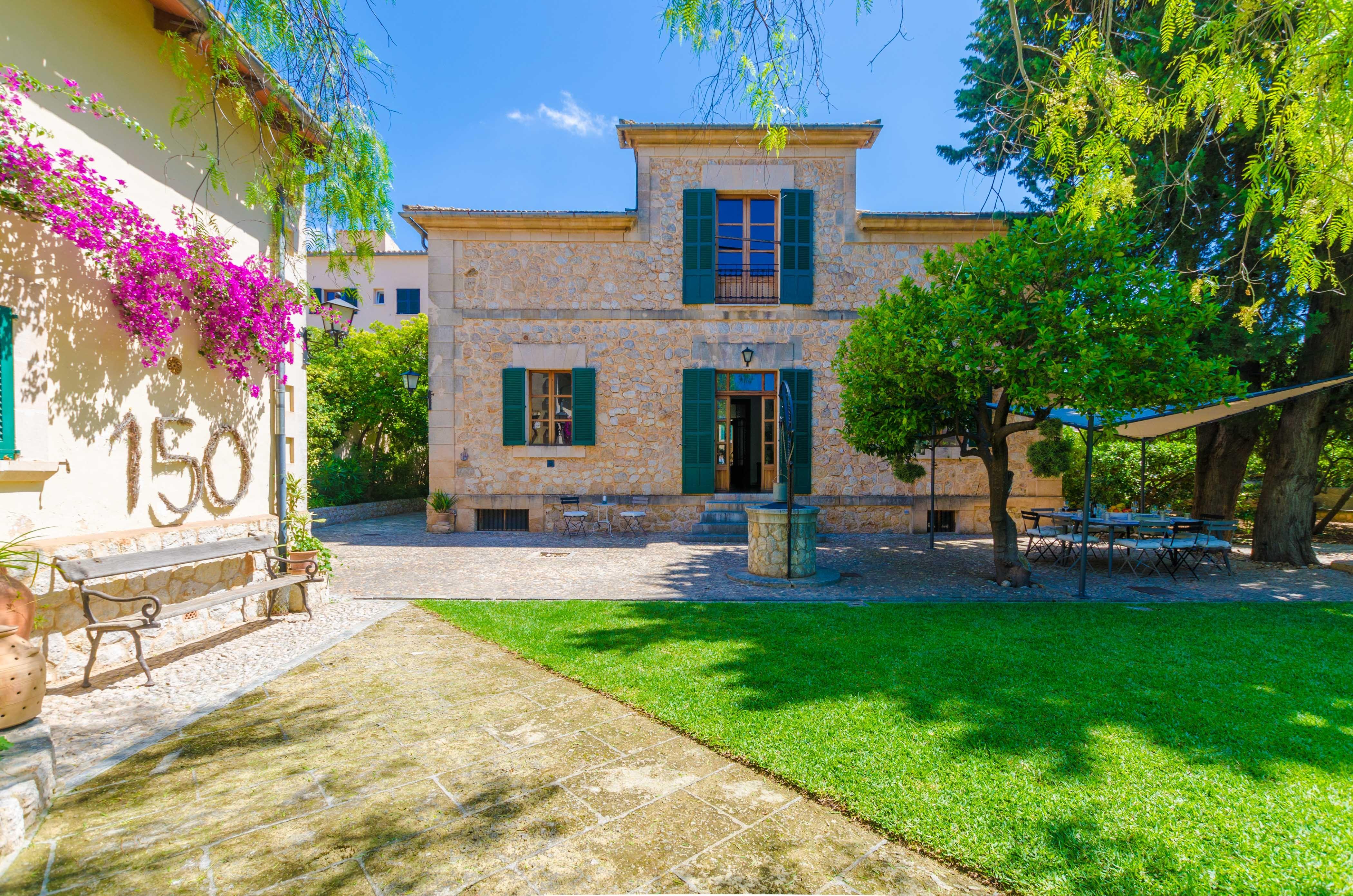 Maison de vacances CAS CONVIDATS (2435013), Alaro, Majorque, Iles Baléares, Espagne, image 2