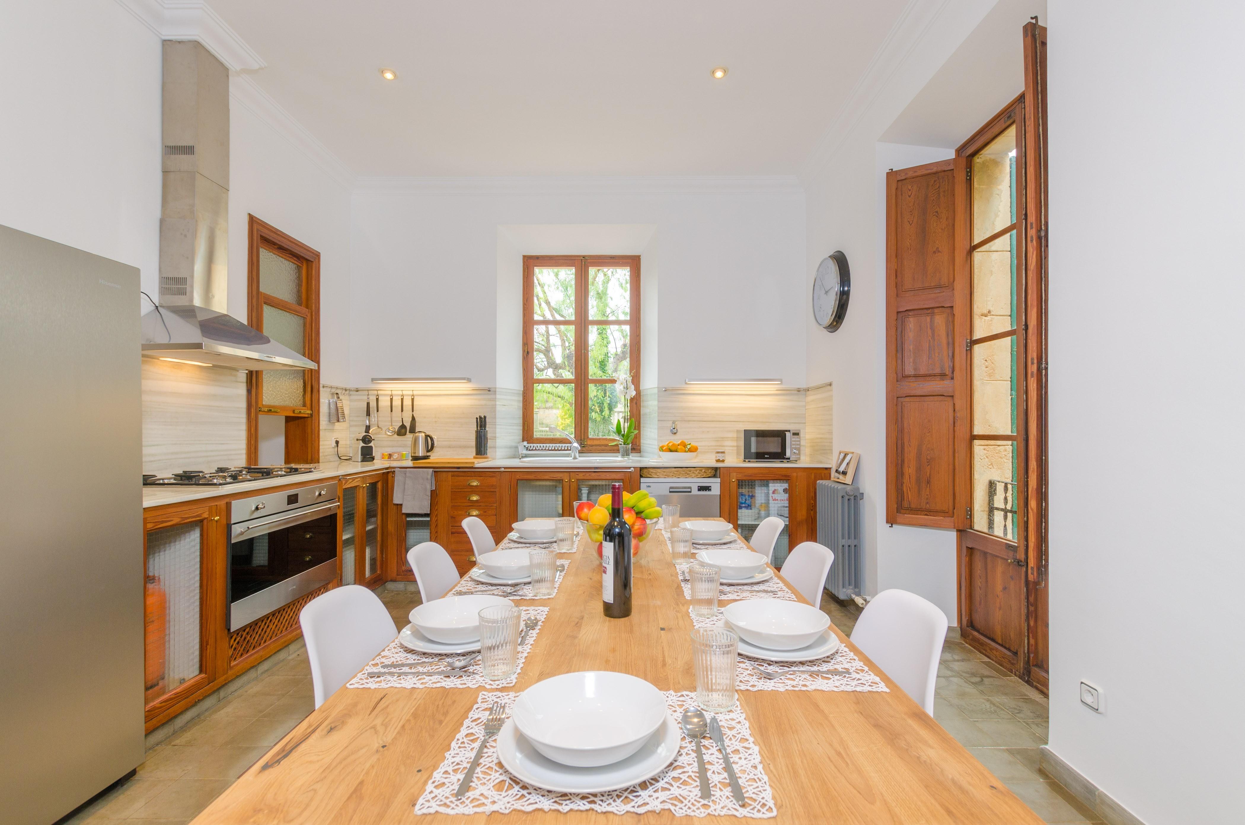 Maison de vacances CAS CONVIDATS (2435013), Alaro, Majorque, Iles Baléares, Espagne, image 28
