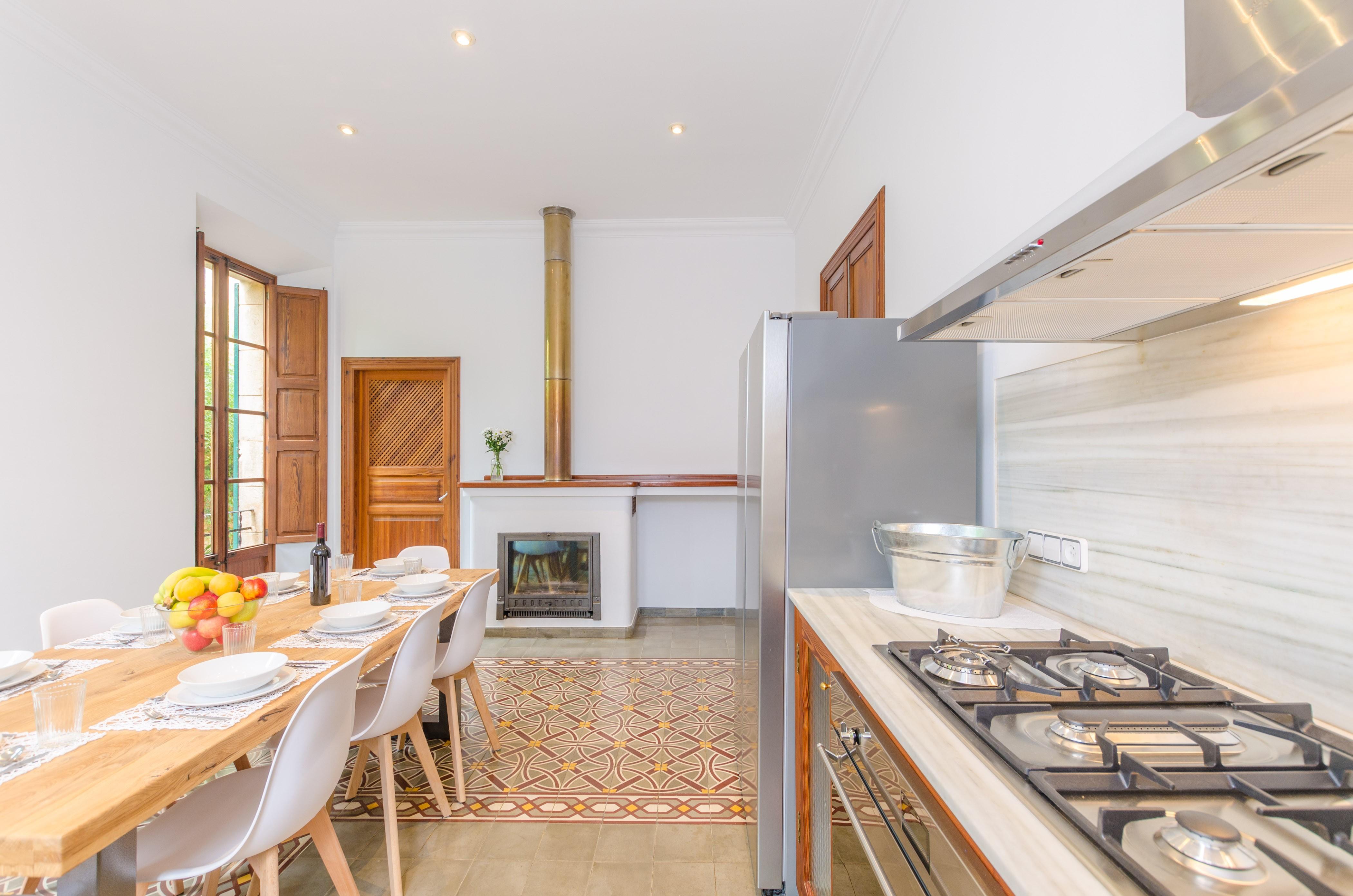 Maison de vacances CAS CONVIDATS (2435013), Alaro, Majorque, Iles Baléares, Espagne, image 27