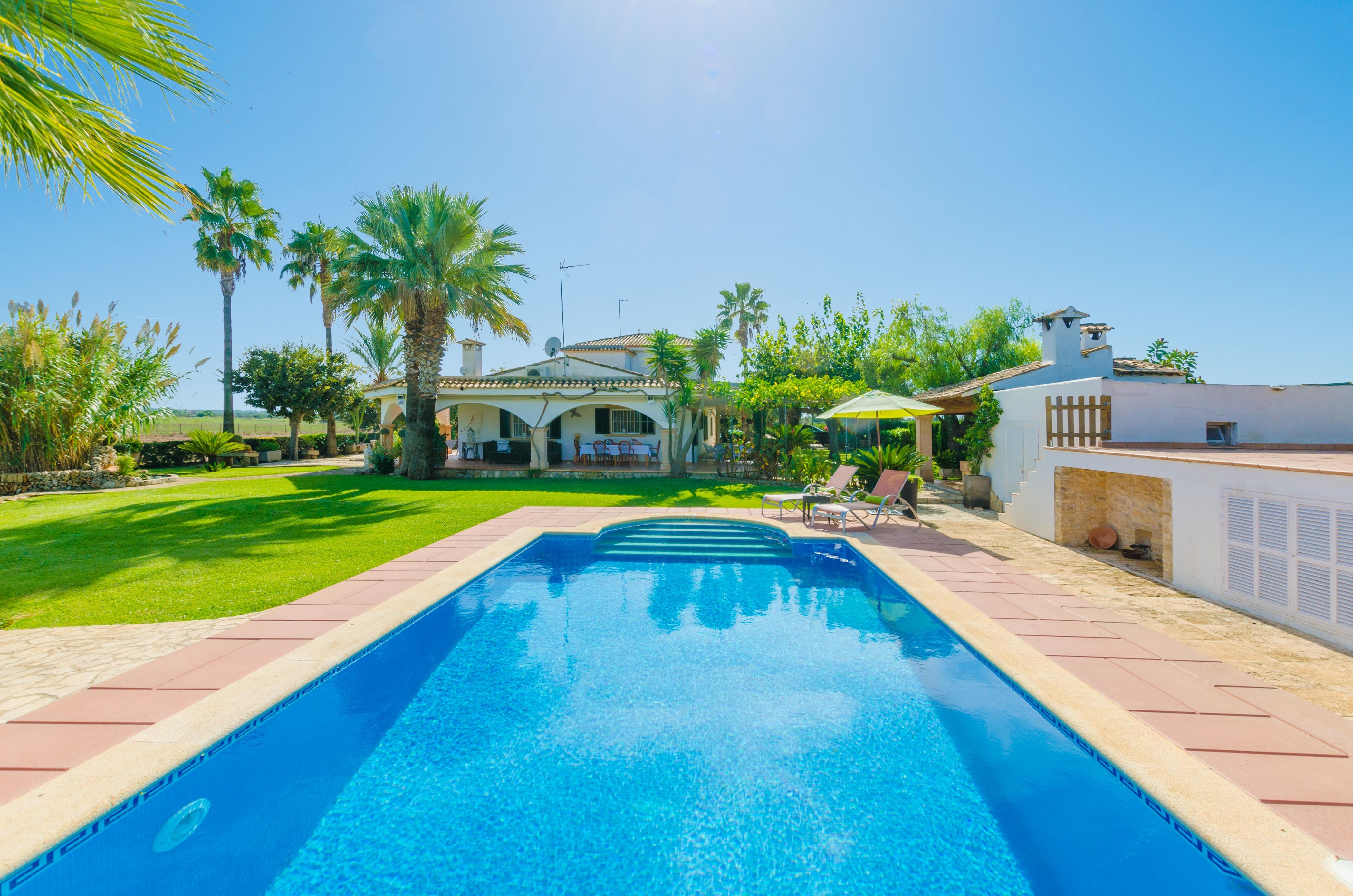 SANTA EULALIA PETIT Villa in Spanien