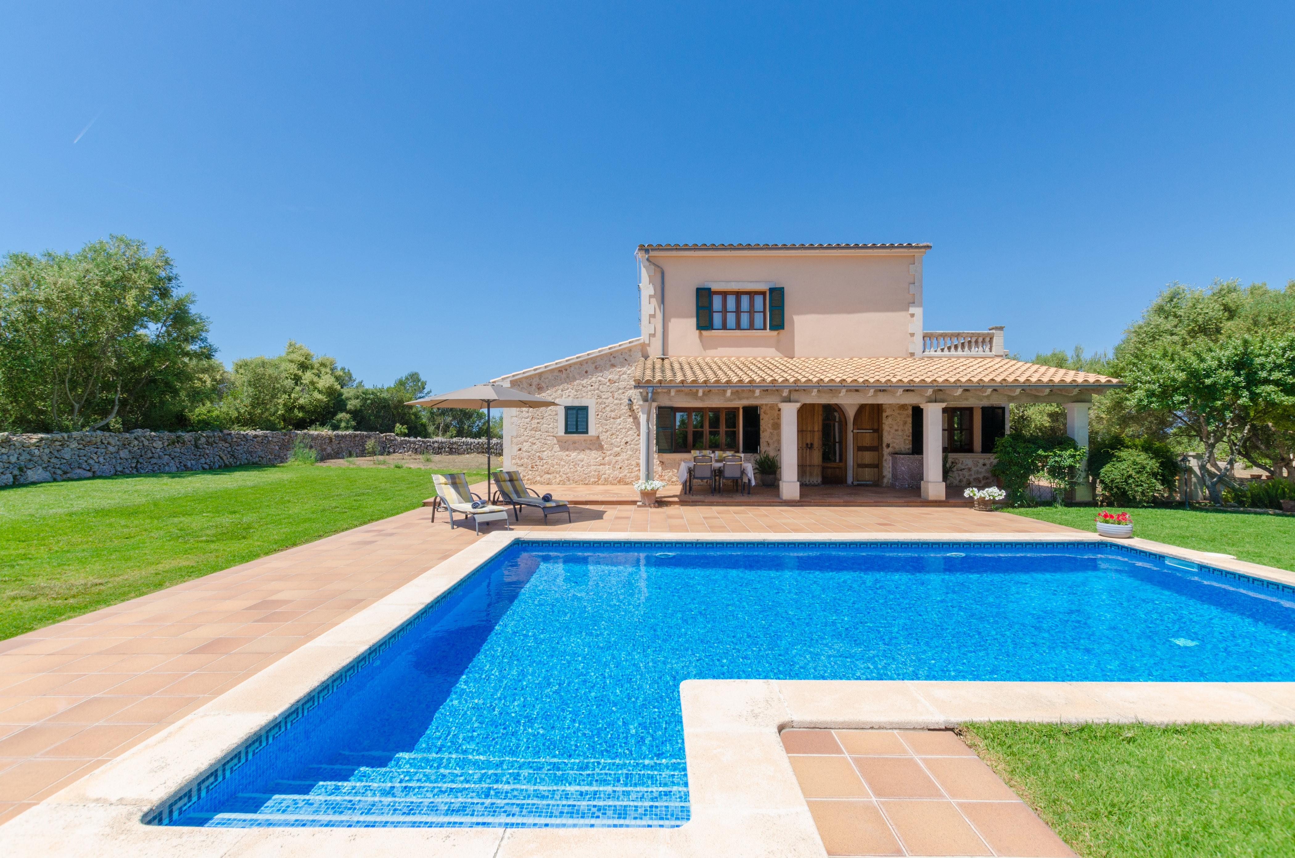 Maison de vacances ES VEDAT (2632993), Lloret de Vistalegre, Majorque, Iles Baléares, Espagne, image 2