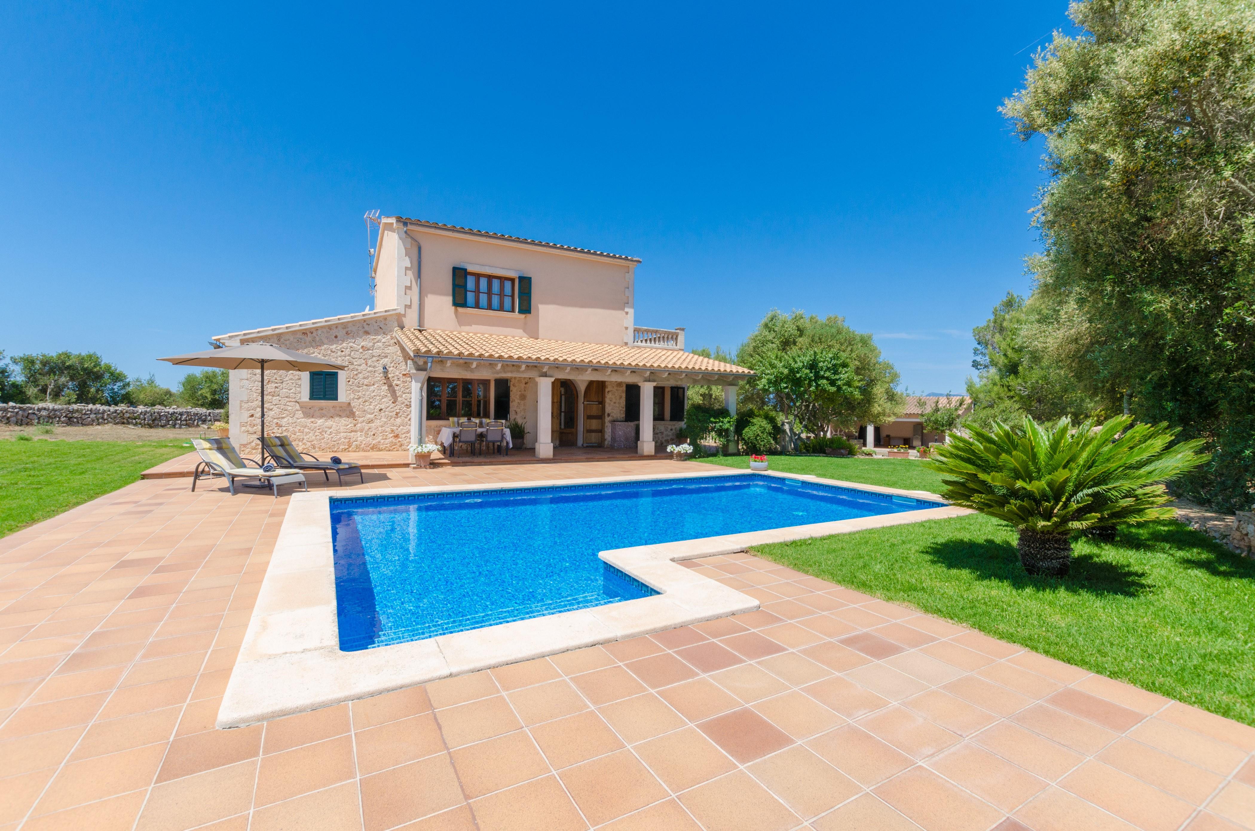 Maison de vacances ES VEDAT (2632993), Lloret de Vistalegre, Majorque, Iles Baléares, Espagne, image 1