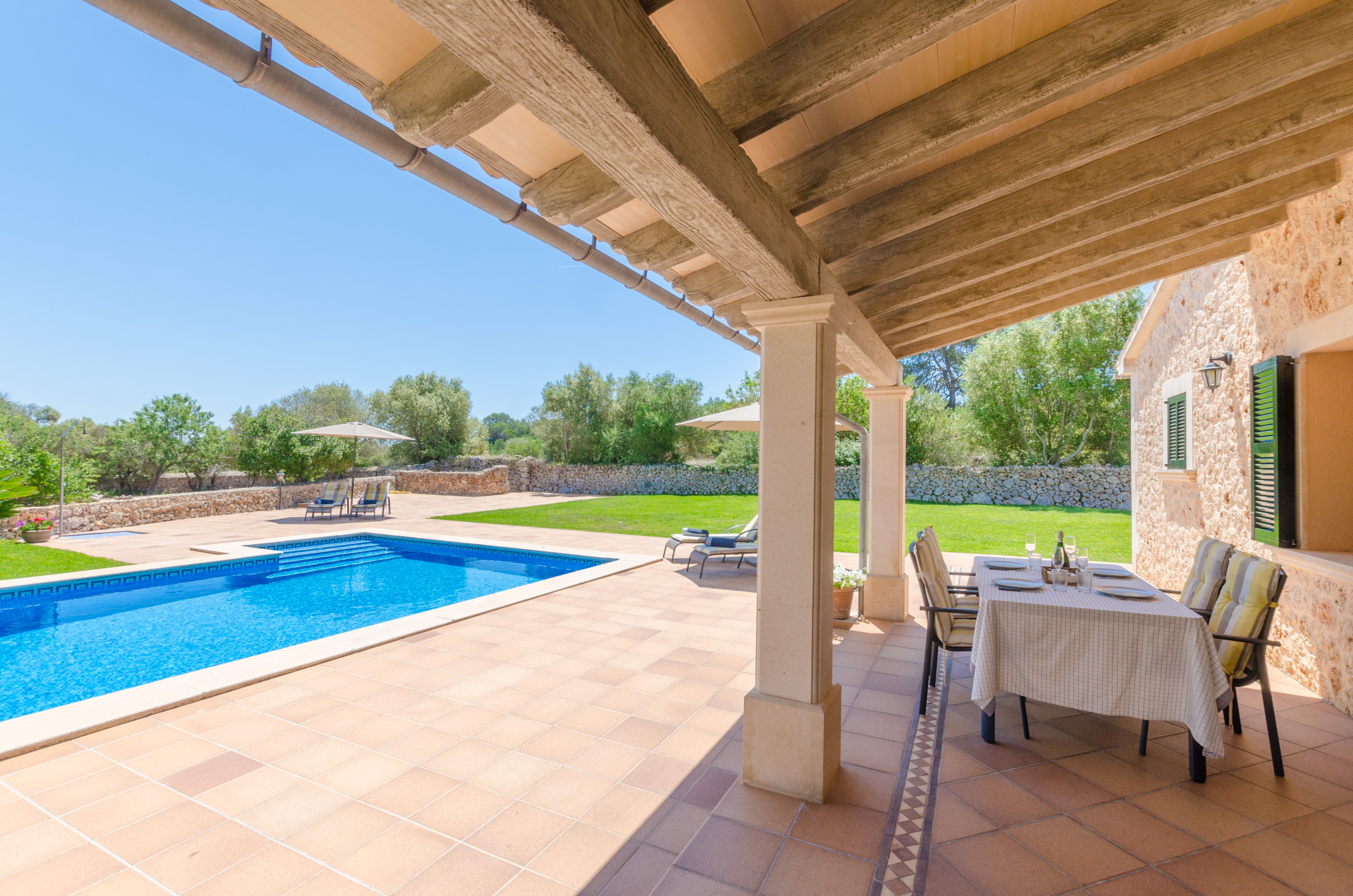 Maison de vacances ES VEDAT (2632993), Lloret de Vistalegre, Majorque, Iles Baléares, Espagne, image 10