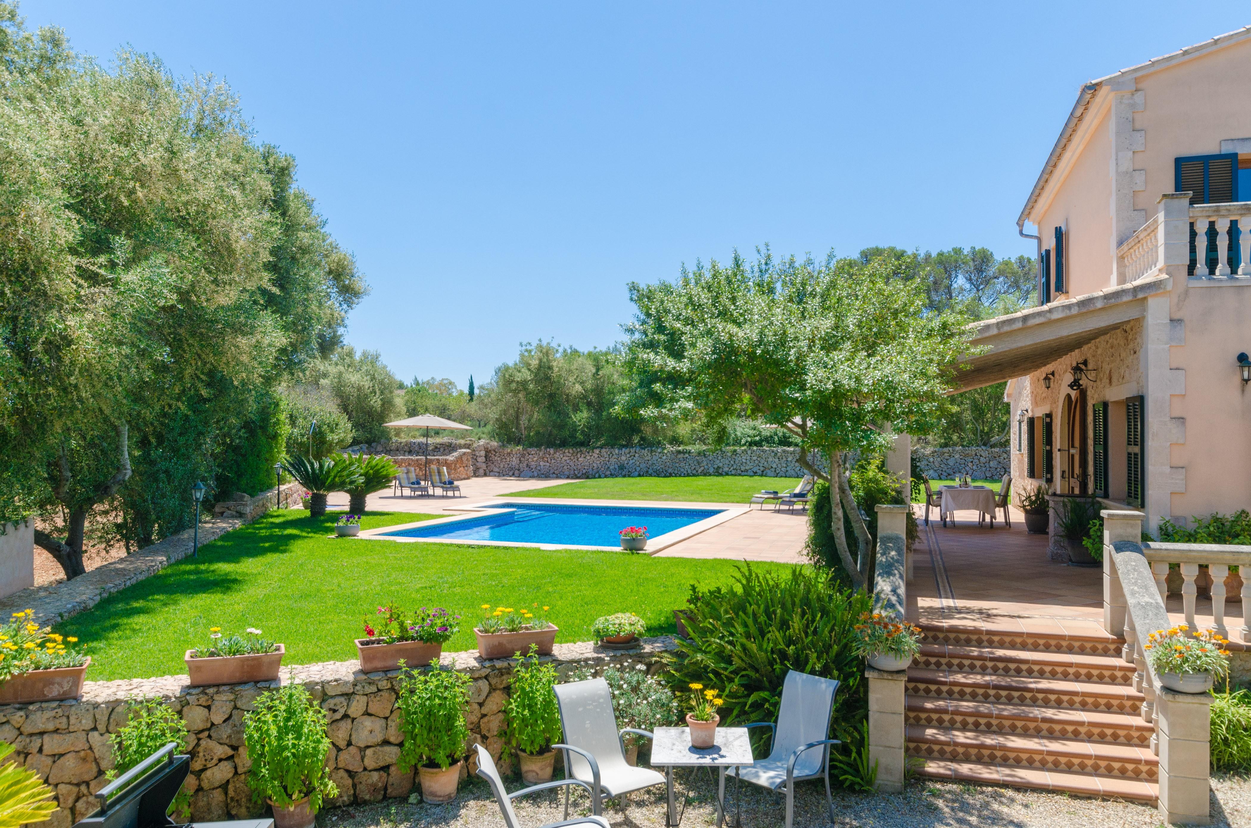 Maison de vacances ES VEDAT (2632993), Lloret de Vistalegre, Majorque, Iles Baléares, Espagne, image 9